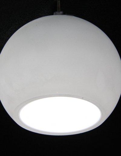 Neptune hanging light (opened below)