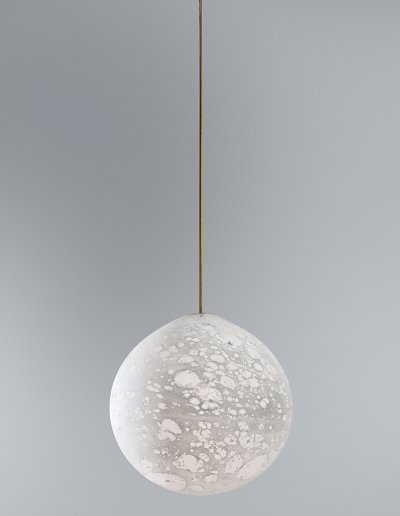 Lune hanging light, 40cm