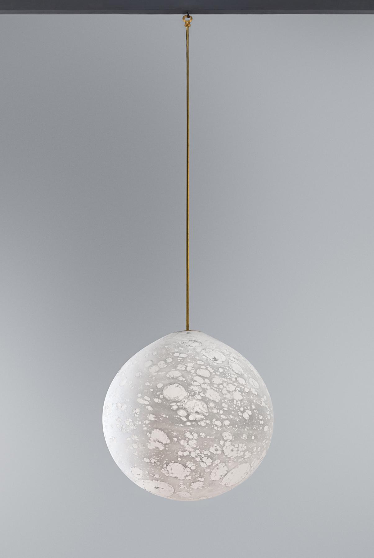 Suspension Lune 40cm