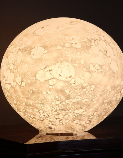 Lune table lamp diam. 40cm