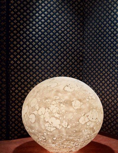 Lampe Lune, diam 42cm