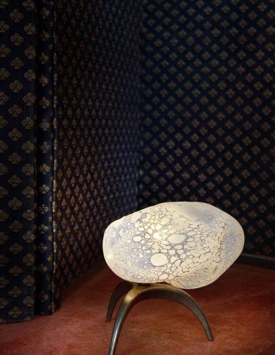 Lampe Météore, H20-30-14cm